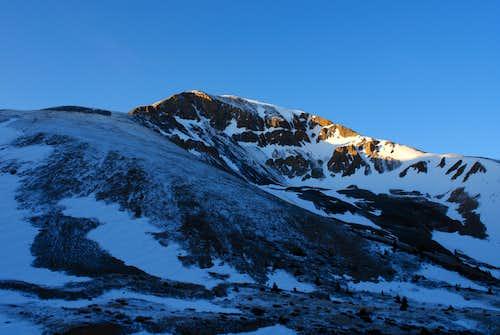 Redcloud Peak: Early Morning Light