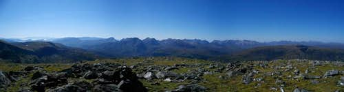 Coulin and Torridon