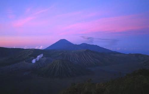 Tengger Caldera as viewed...