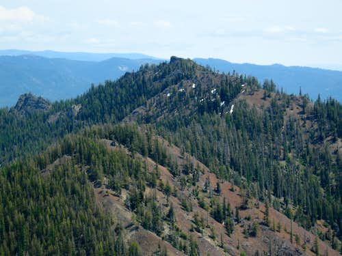 Johnson Mountain (Teanaway)