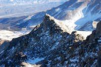 Summit Ridge to Mount Harvard