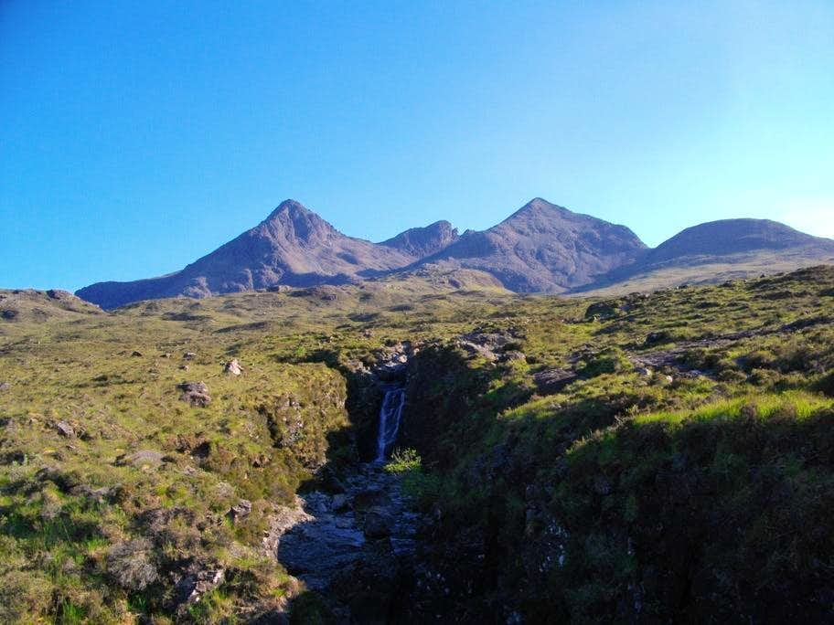 The Northern Cuillin