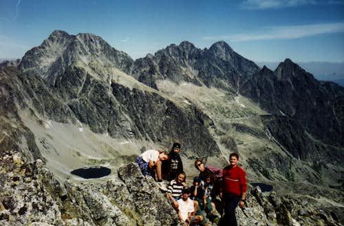 2000 Trip to Východná Vysoká