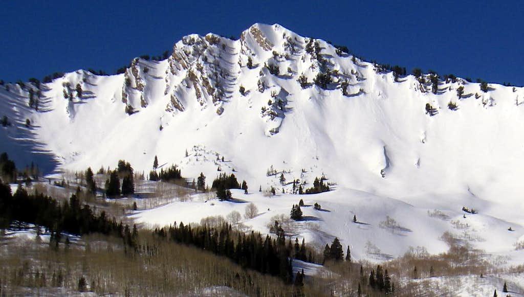 Mount Raymond