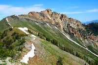 Willard Peak.