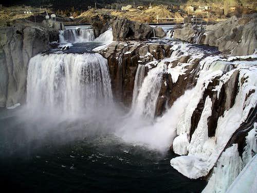 Shoshone Falls, ID
