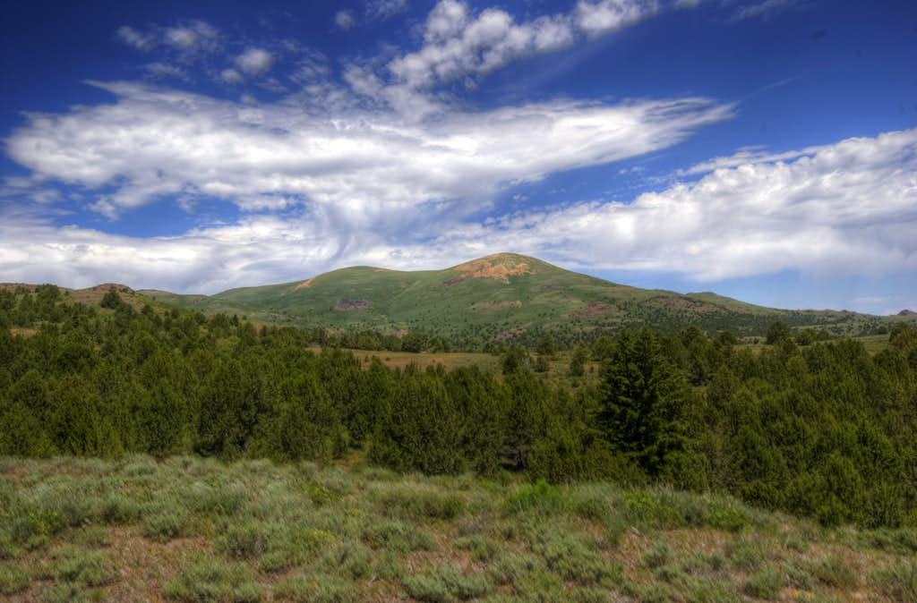 Quicksilver Mountain
