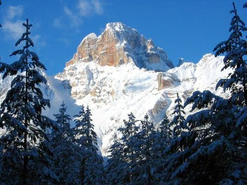 Croda Rossa (Cortina)