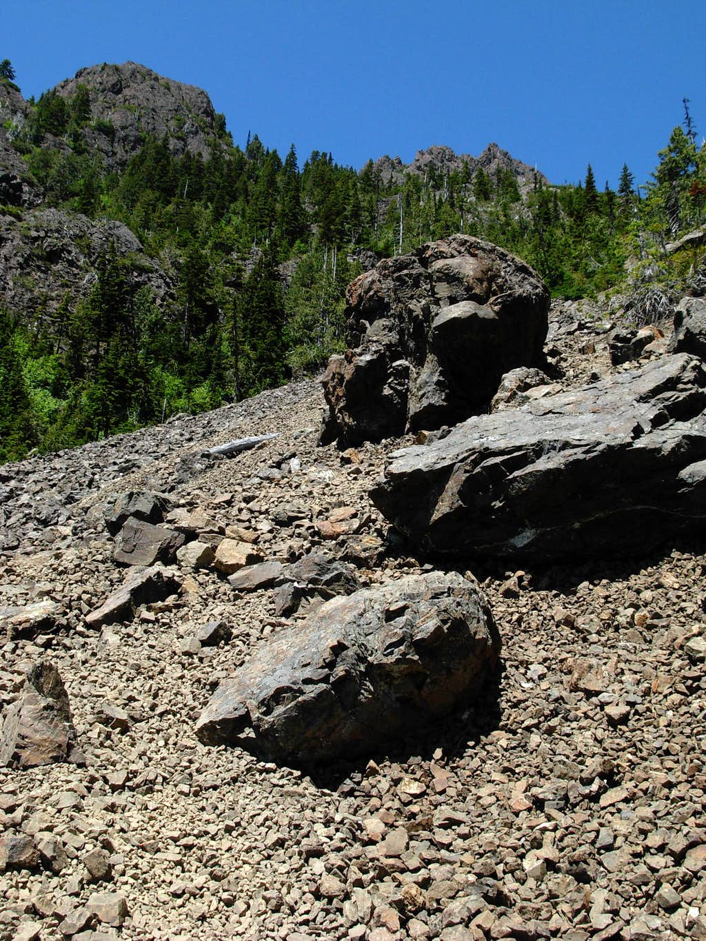 Section #2: Scree Slope