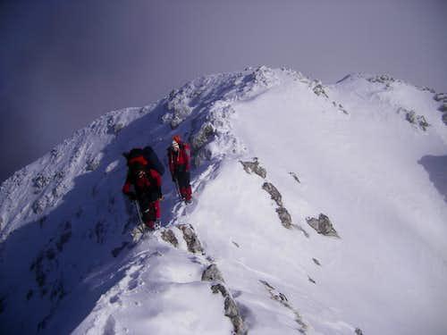Piatra Craiului - The North Ridge
