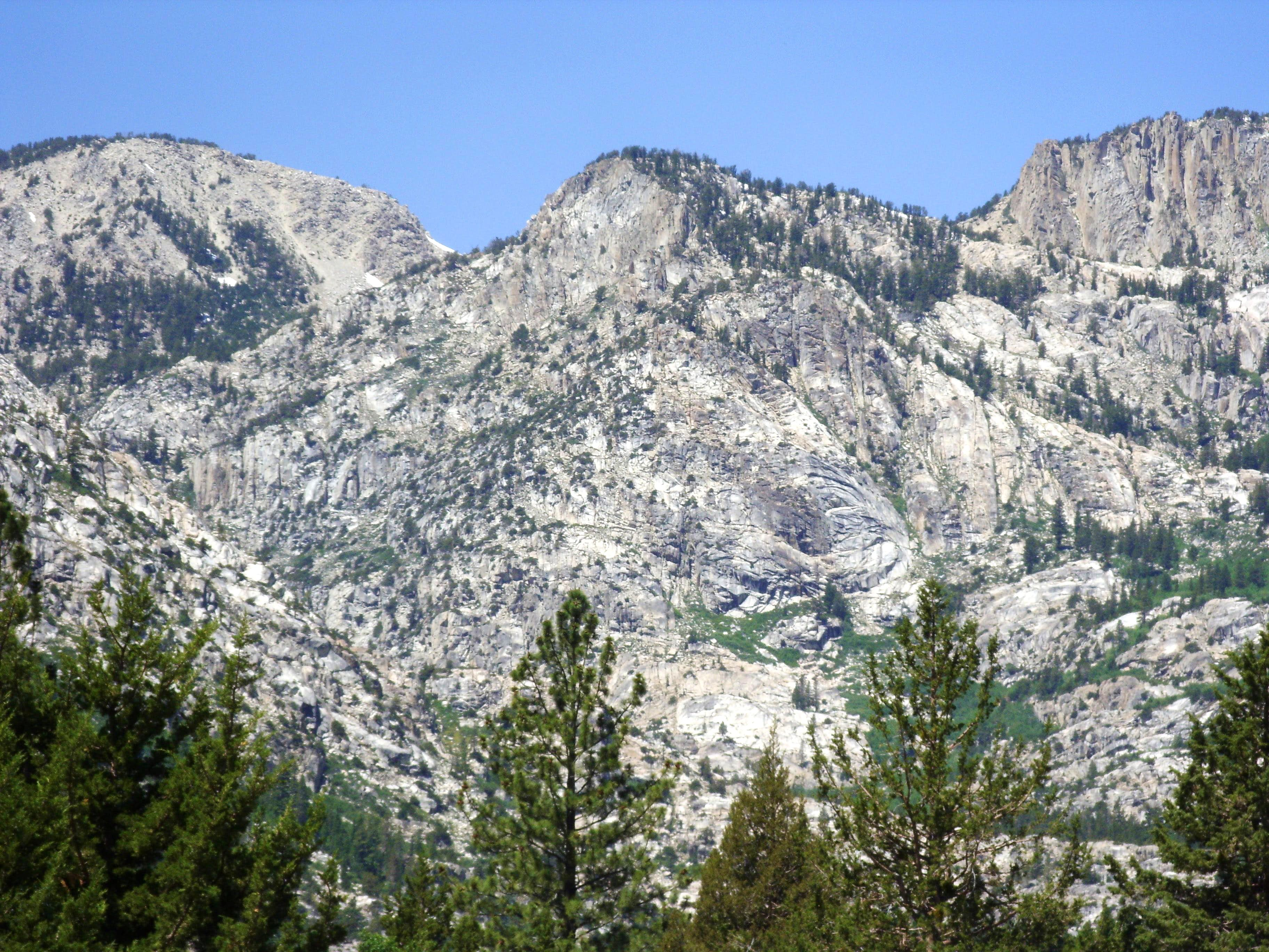 The Hoover Wilderness and Barney Lake