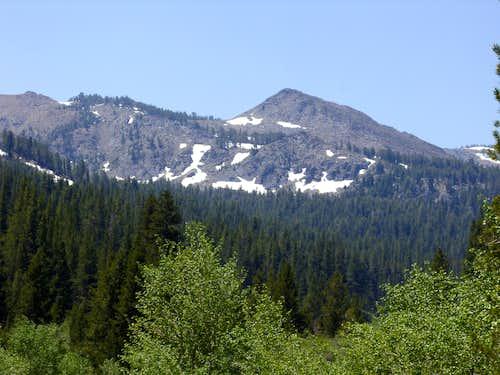 Peak 10401 - Hoover Wilderness