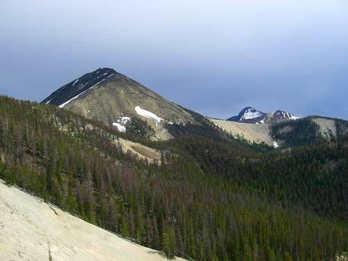 South Twin and White Mountain