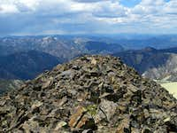 White Mountain s Summit