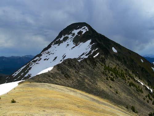 White Mountain's North Ridge