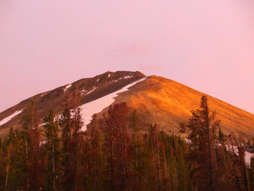 Sunset on South Twin