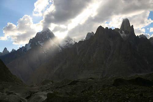 Payu Group Peaks, Karakoram, Pakistan