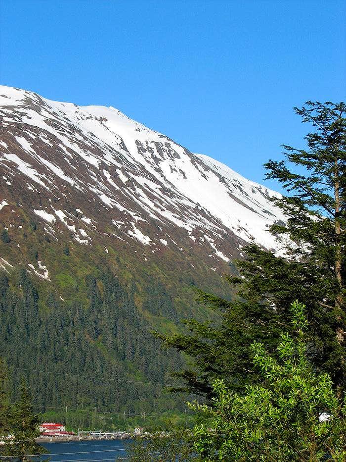 Gastineau Peak