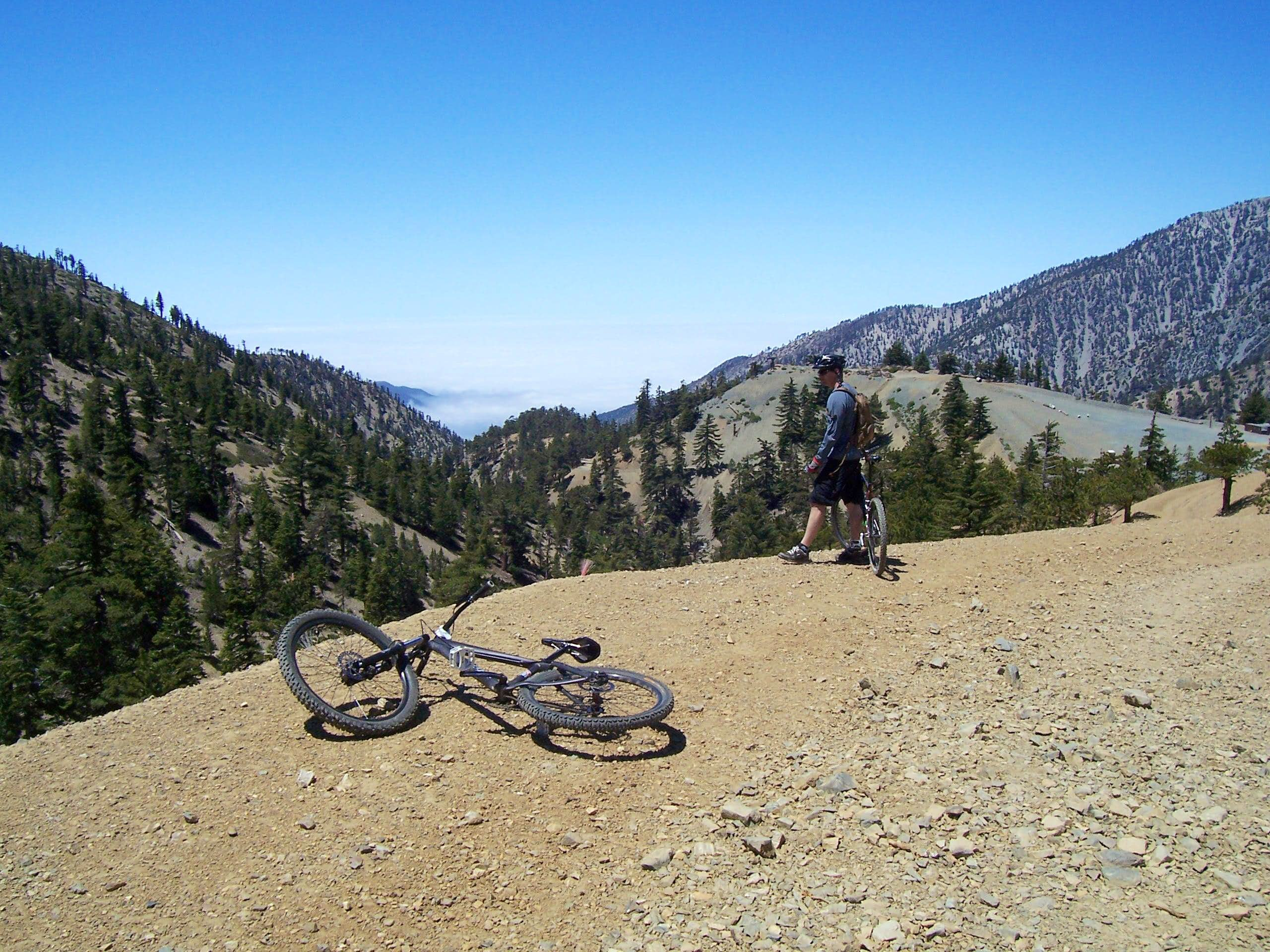 Thunder Mountain, San Gabriel Mountains