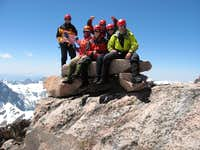 Summit of Granite