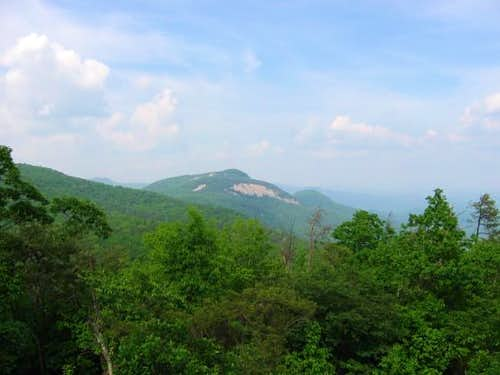 Table Rock, taken from...