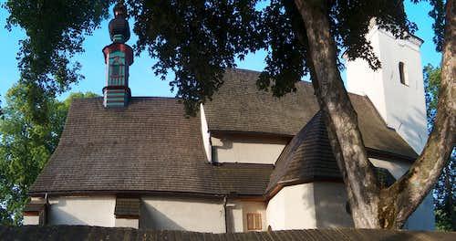 Church in Kacwin
