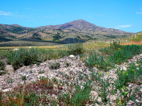 Tangent Peak
