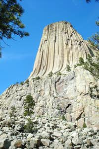Devil\'s Tower, Wyoming