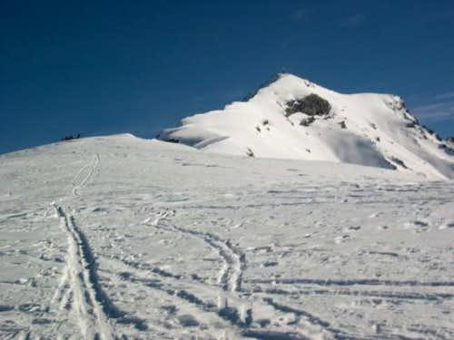 Ski mountaneering: the final...