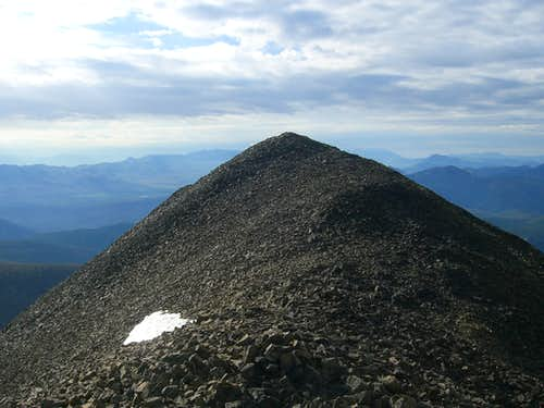 North Twin Summit
