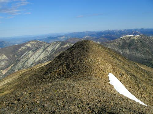North Twin\'s North Summit