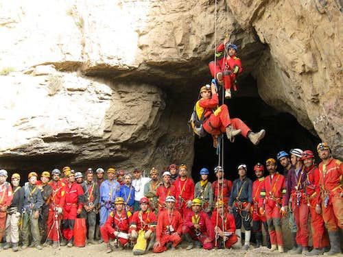 Hampoiel Cave