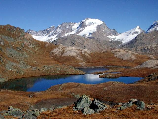 Valsavarenche Ascent (via Nivolet lakes)