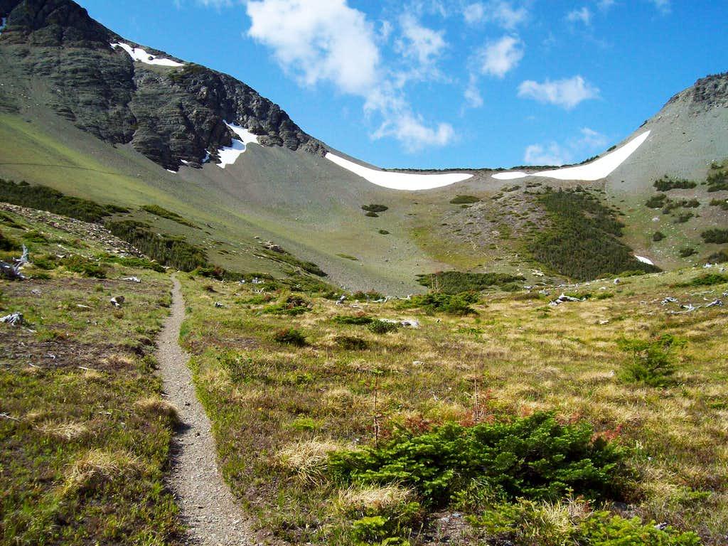 Firebrand Pass Route