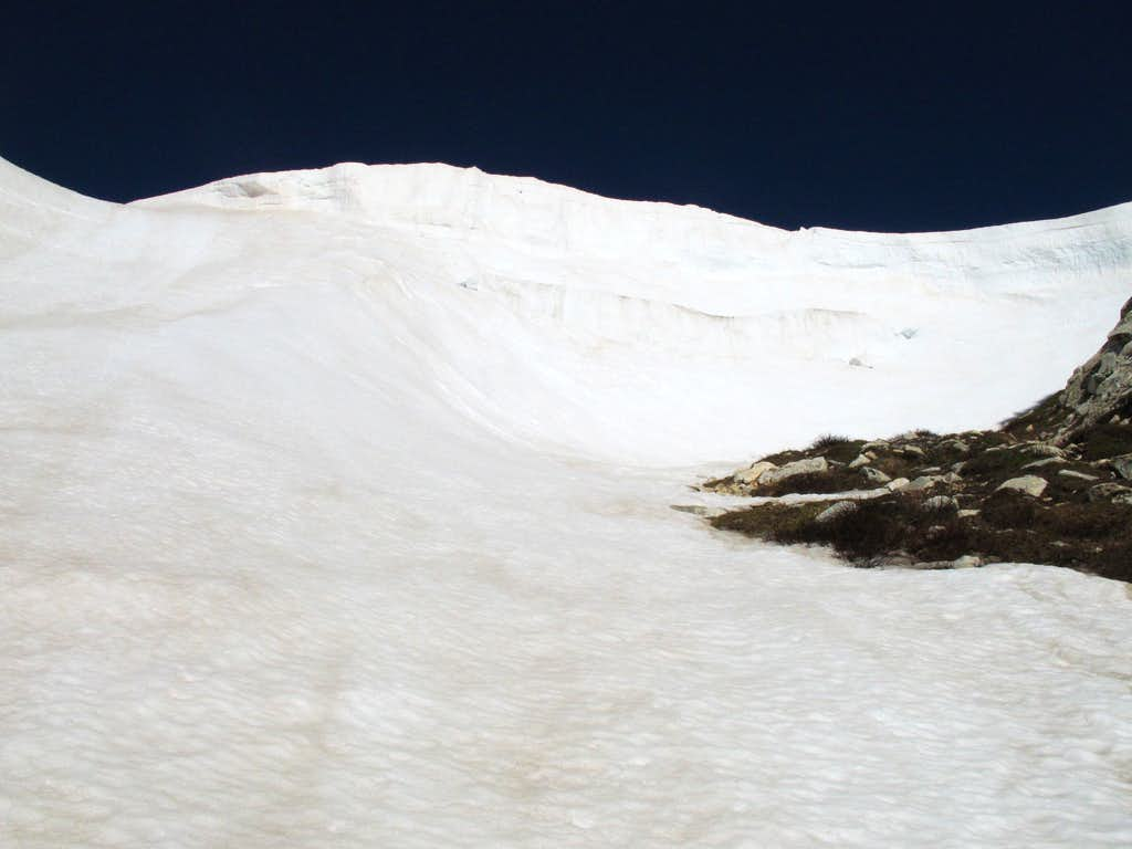 Top and Headwall
