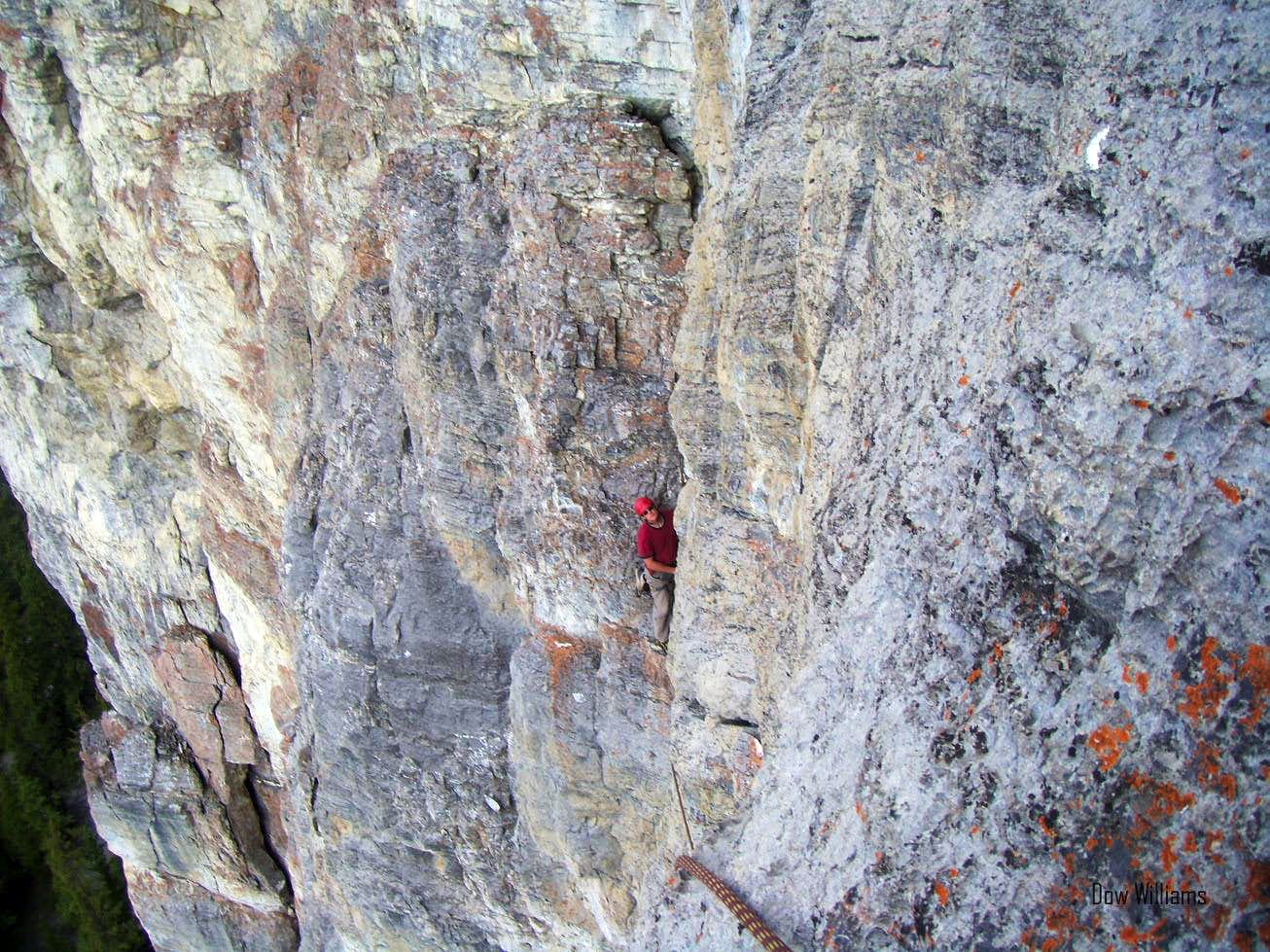 Yellow Edge, 5.10c-5.12a