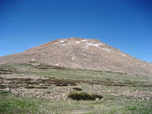 Talus Mountain (Peak 11695)