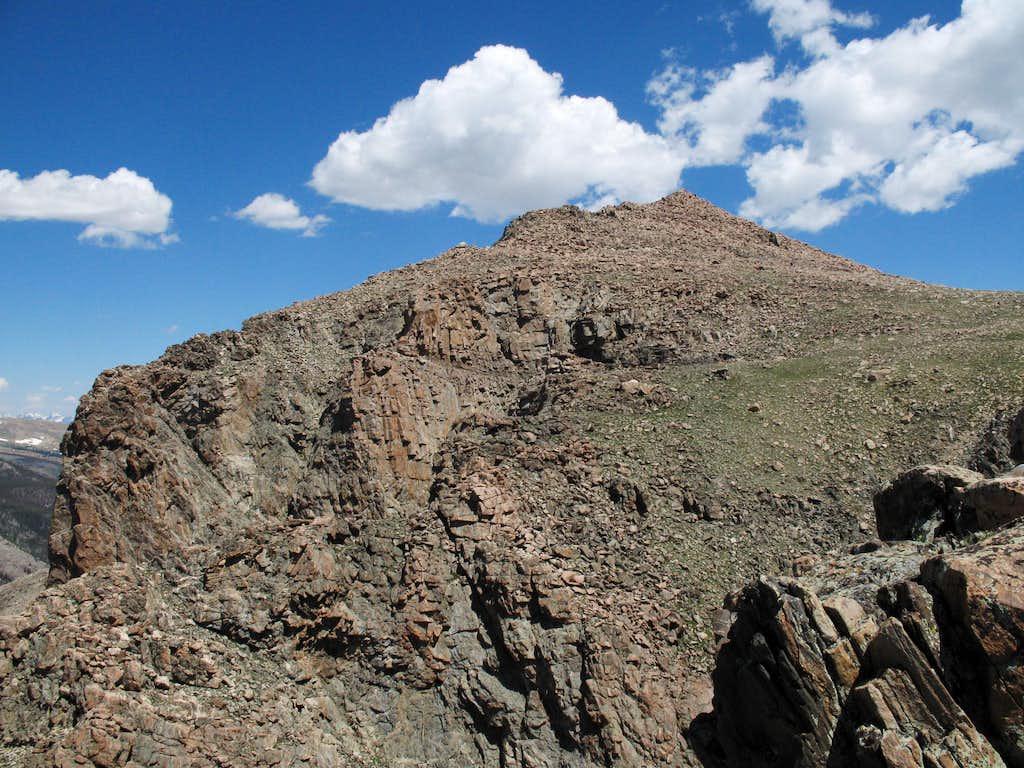 Talus Mountain (Point 10,695)