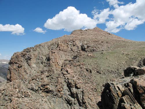 Talus Mountain (Point 10,695)