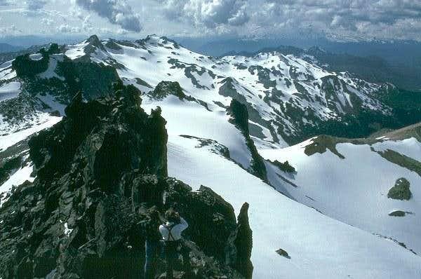 Goat Rocks Wilderness...