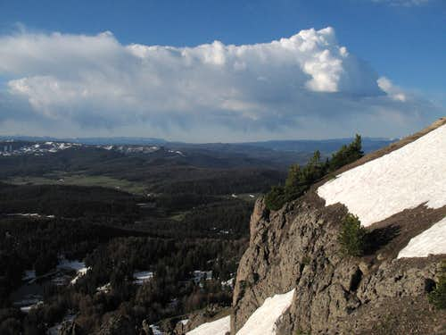 Ridge View to the Winds