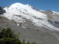 Mt. Rainier and the Emmons Glacier