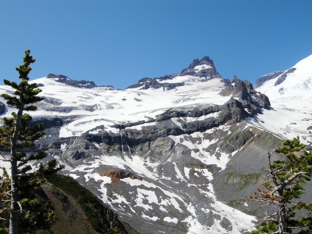 Little Tahoma from the Summit Ridge