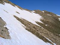 Traversing the North Slopes