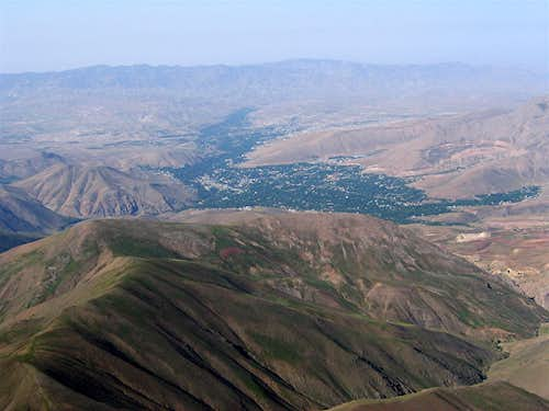 The Town of Damavand