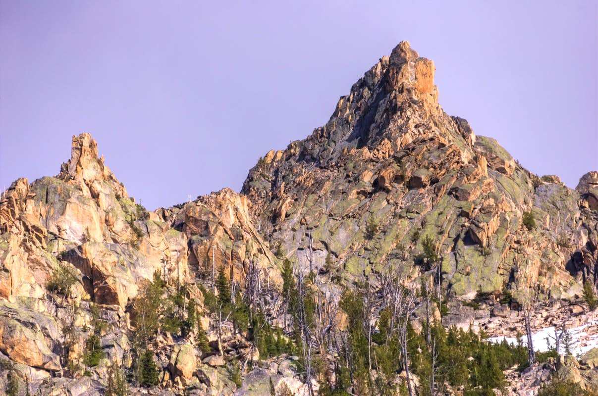 Redfish Peak