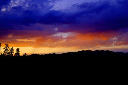 Beaver Creek Sunset
