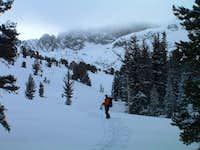 Carson Pass AT Skiing