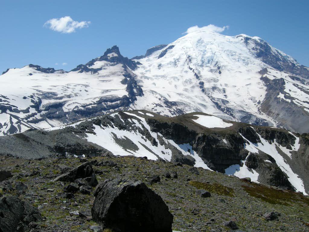 The Long Ridge Scramble of Goat Island
