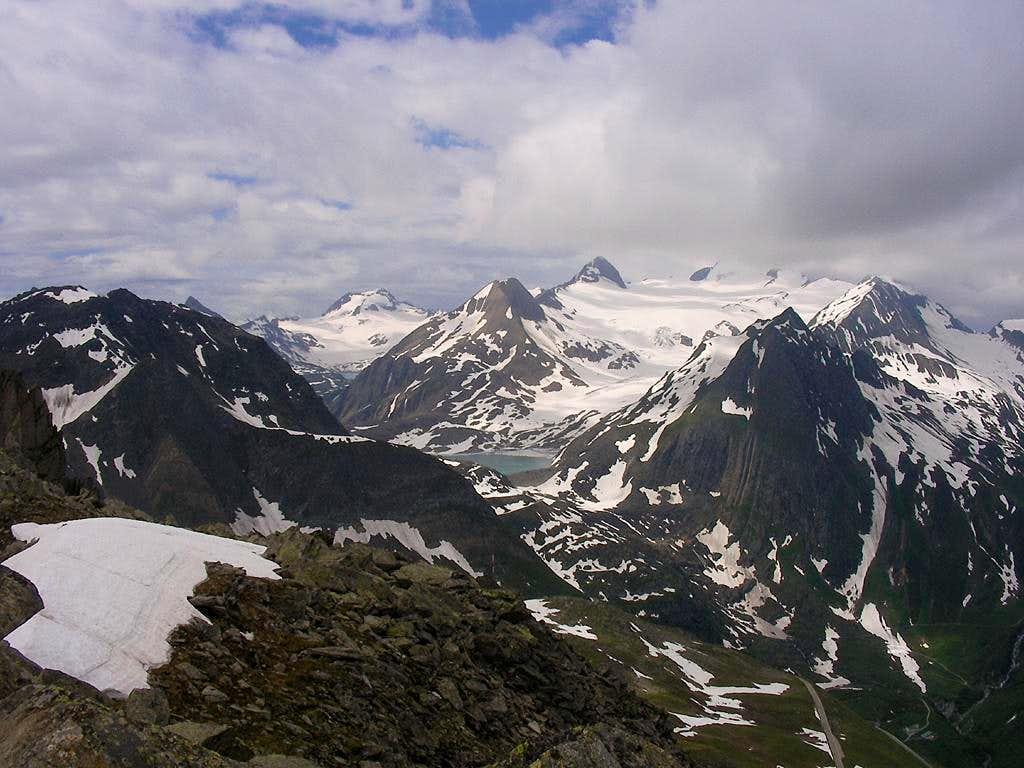 Nufenenpass - Chilchhorn